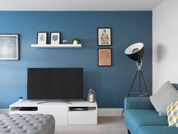 Interior Photography Living Room